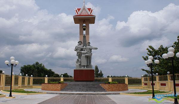 Đài tưởng niệm Việt Nam - Campuchia