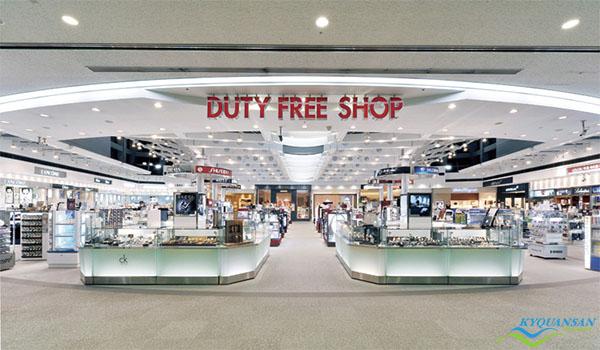 店舗写真(福岡免税店)
