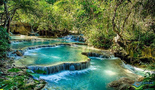 kuang_si_waterfall